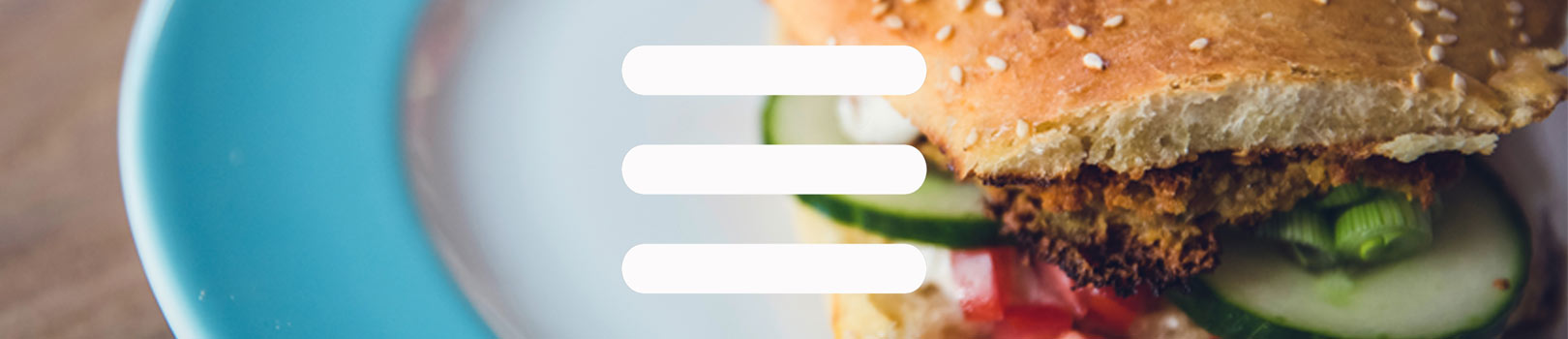 hamburger menu icon