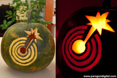 Paragon Icon Pumpkin